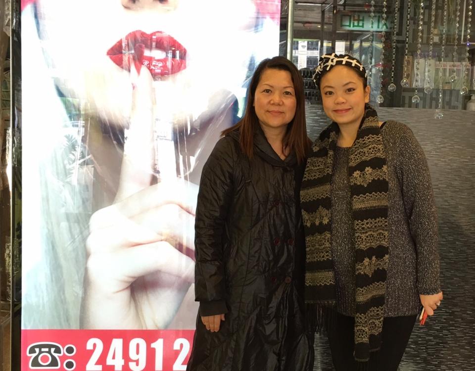 160226 Golden Nail Visit
