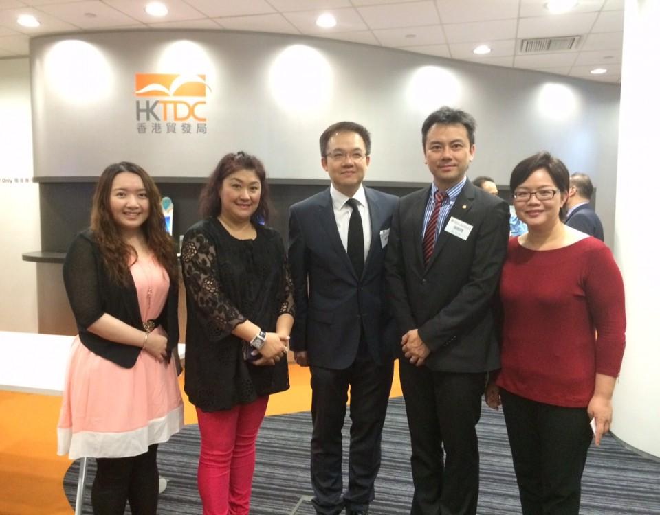 150513 香港星級品牌2015啟動禮暨分享會